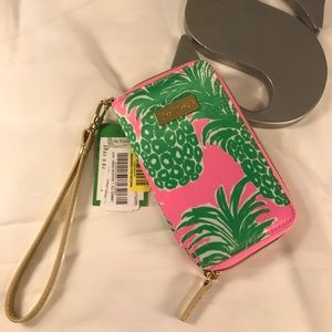 NWT Lilly Pulitzer Flamenco Tiki Palm iPhone 6
