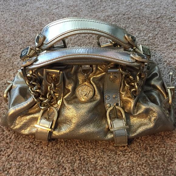 Versace Bags   Medusa Gold Chain Handle Doctor Bag   Poshmark 819e5f087d