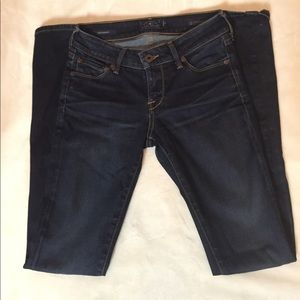 Lucky Brand Lolita Boot Jeans Size 24