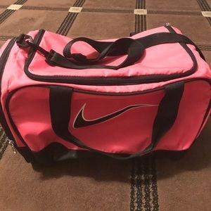 NIKE Pink 🎀💕 Duffel Bag