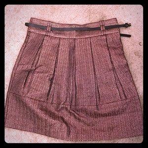 Nice skirt with belt worthington