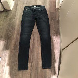 Krista super skinny hundson jeans