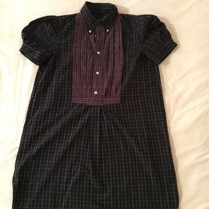 Ralph Lauren Holiday Plaid Dress