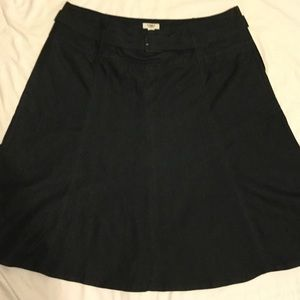 Cato Dark Navy Skirt W Belt Size 20W