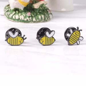 Jewelry - Set of 3 Super Adorable Bumble Bee Lapel Pin Set