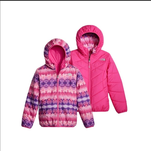 The north face Girls Reversible Perrito Jacket f0177f081