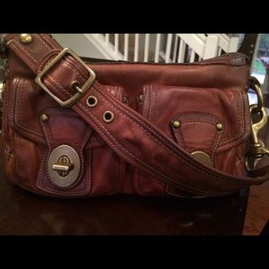 COACH*VACHETTA*LEATHER 65TH ANNIVERSARY 2006 AUTH.