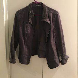 Express jacket size