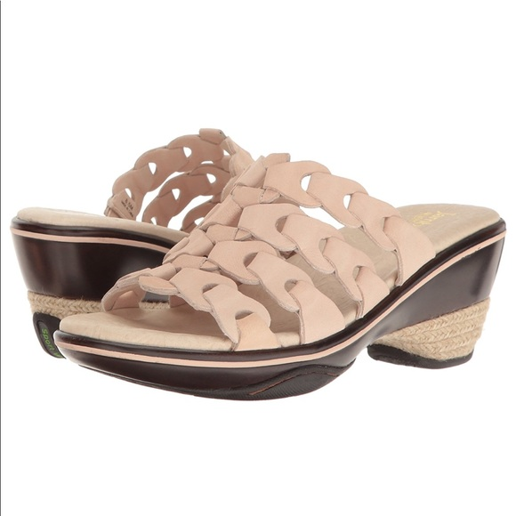 Jambu Memory Foam Comfortable Sandal Size 9 Women's Shoes
