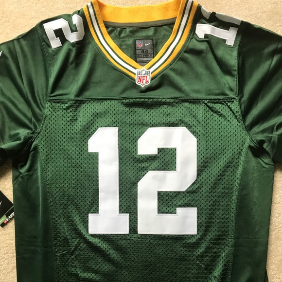 Aaron Rodgers  12 Packers Elite Stitched jersey b916852d7