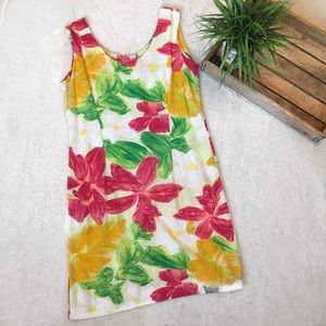 Jam's World Hawaiian Floral Dress 🌺