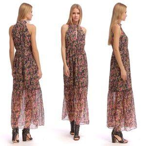 Walter Baker Ashton Maxi Floral Dress