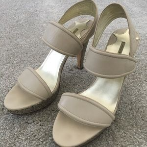 Max Mara Strappy Heels