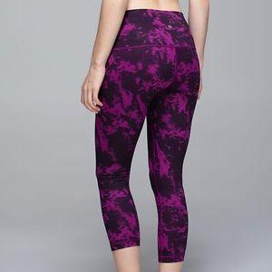 Can you dye Lululemon pants?