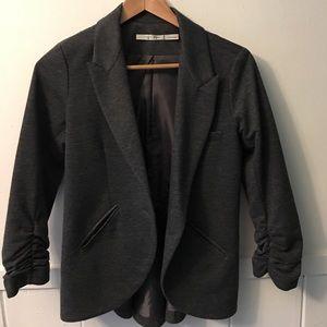 Grey blazer!