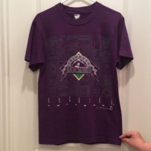 Other - Vintage Colorado Rockies tshirt