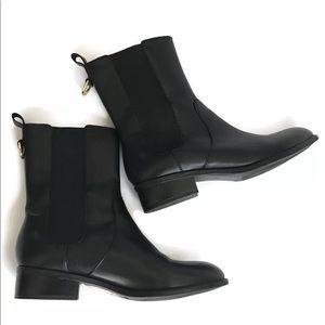 Lauren Ralph Lauren Mona Pull On Boots 6.5