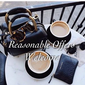 HAPPY TO CONSIDER ALL REASONABLE OFFERS