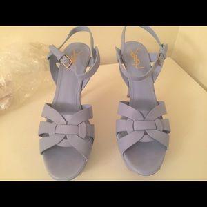 Yves Saint Laurent Tribute Sandals Size 11