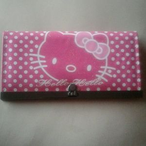 Other - Hello Kitty clutch wallet