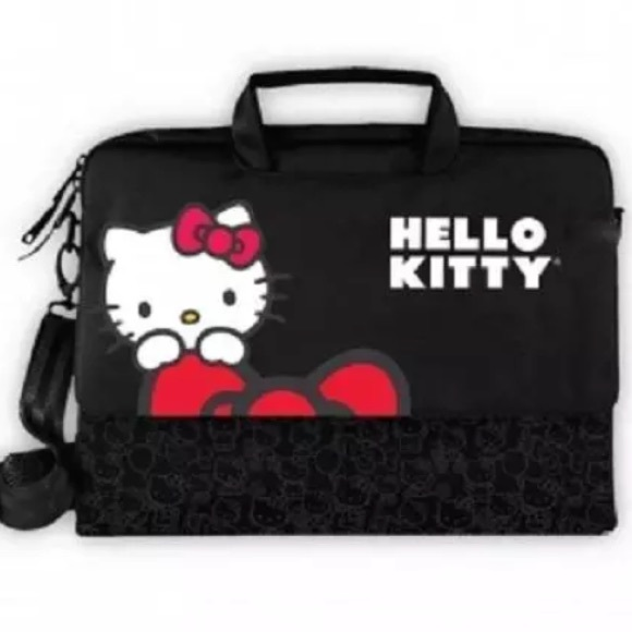f4243817e5 Hello Kitty Laptop Case with Shoulder Strap