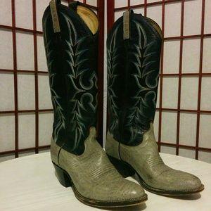 Killer Dan Post Vintage boots