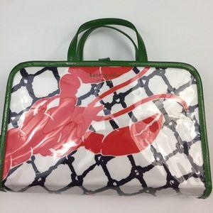 Kate Spade Cape Cod Print Travel Bag