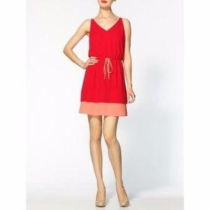 Tinley Road | Color Block Drawstring Dress