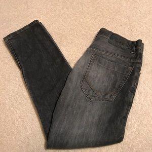 Men's Gotcha jeans.
