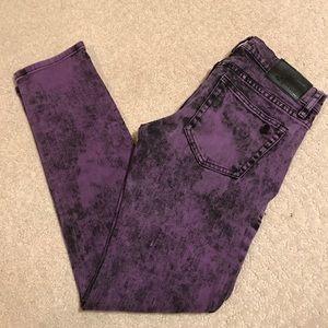 Men's XXX Rude jeans.