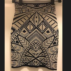 BCBG Bodycon Skirt Size Small