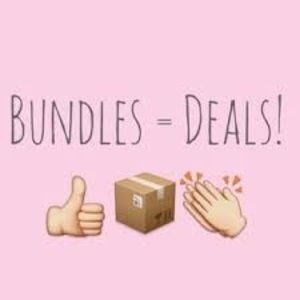 Other - Bundle 3 items for 15% off!! 💰