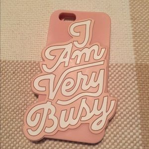 Ban.do iPhone 6 cover