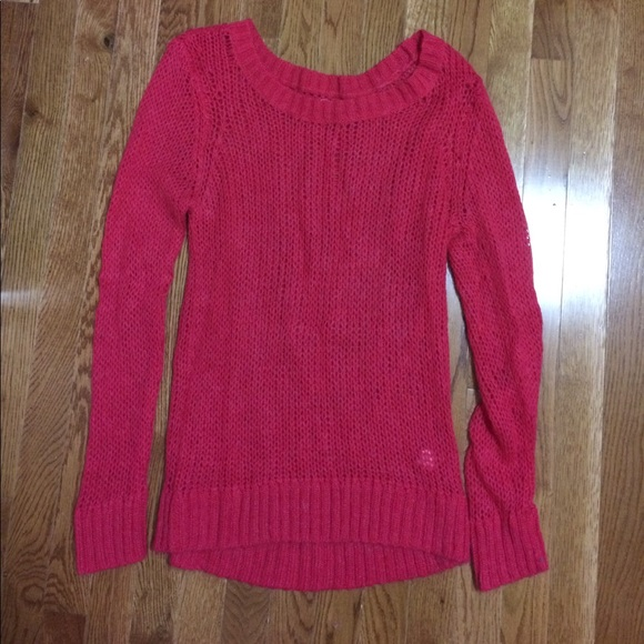 80% off aerie Sweaters - Hot pink sweater - LOWEST PRICE from ...