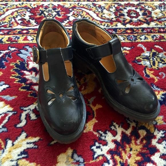 Vintage Doc Marten's Mary Janes Women's UK Size 4