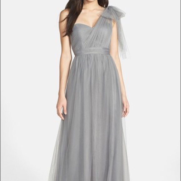 99dca8719dd Jenny Yoo Dresses   Skirts - Size 6 Jenny Yoo Annabelle Dress in Sterling  Gray