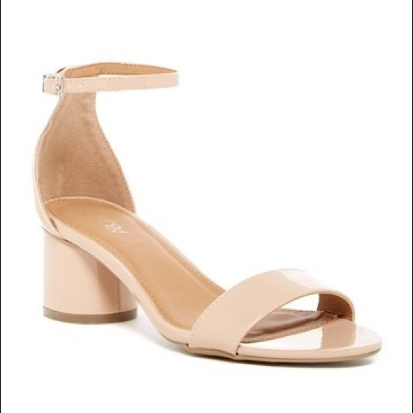 7d78b896e5e Abound Shoes - Abound Circle Block Heels