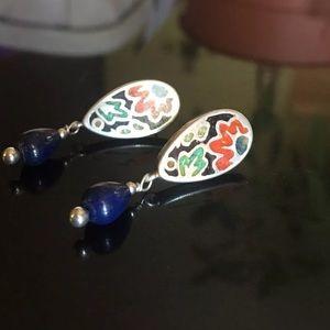 Jewelry - Carolyn pollack 925 Earrings