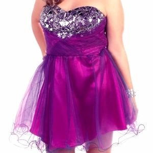 Deb Shops Party Dress