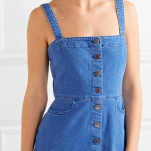 Classic denim dress by Stella McCartney