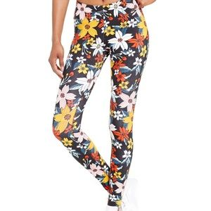 Nike Pants - Nike leggings floral