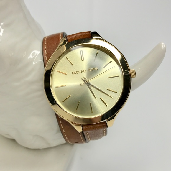 4e783b042d0a Michael Kors Slim Runway watch. M 59daf7259818294397028682