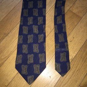 Men's Georgio Armani tie