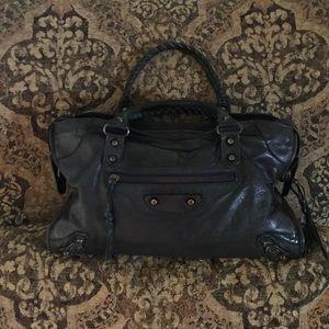 100% authentic balenciaga bag