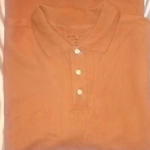 NWOT Mens Polo Style Shirt/XL