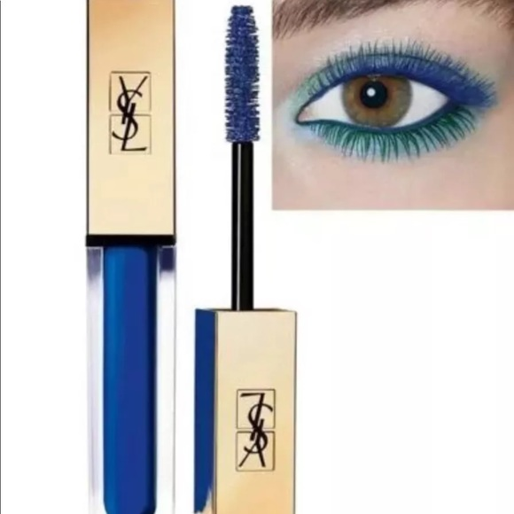 411d9777a0 YSL Vinyl Couture Mascara  5 I m The Trouble  Blue