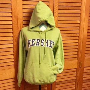 Gildan Hershey hoodie sweatshirt unisex size S