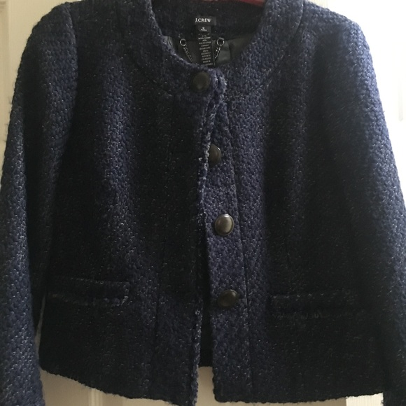 j crew Jackets & Blazers - J Crew jacket. Never worn