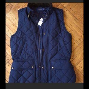 NWT Ralph Lauren Vest