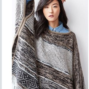 GAP one size poncho